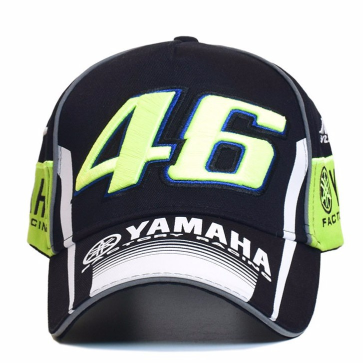 2017 Newest Rossi Signature VR46 Mesh baseball cap MOTO GP Motorcycle VR 46  hat  2396ab50f8a4