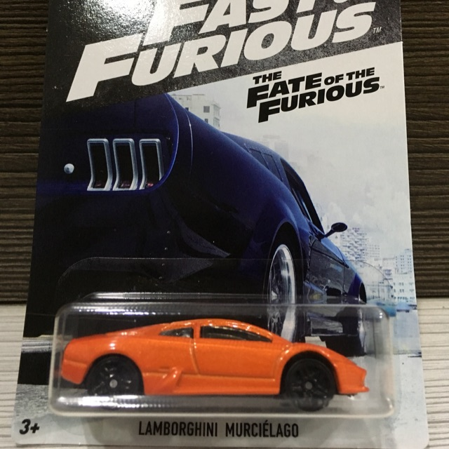 Hot Wheels Lamborghini Murcielago The Fate Of The Furious New On