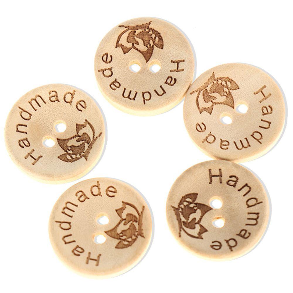 20mm wood bird /& Butterfly Buttons 10 20 quilting knitting or 50  scrapbook