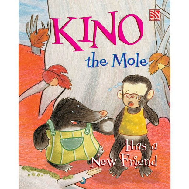 Kino the Mole Has a New Friend