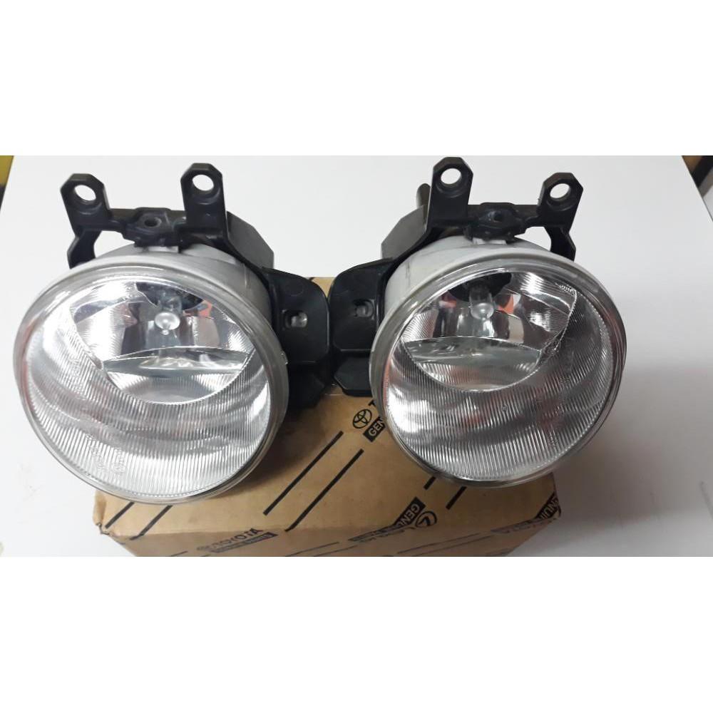 Toyota Vios Fog Lamp Ncp150 Orignal Quality 2014 2015 2016 2017 2018 Shopee Malaysia