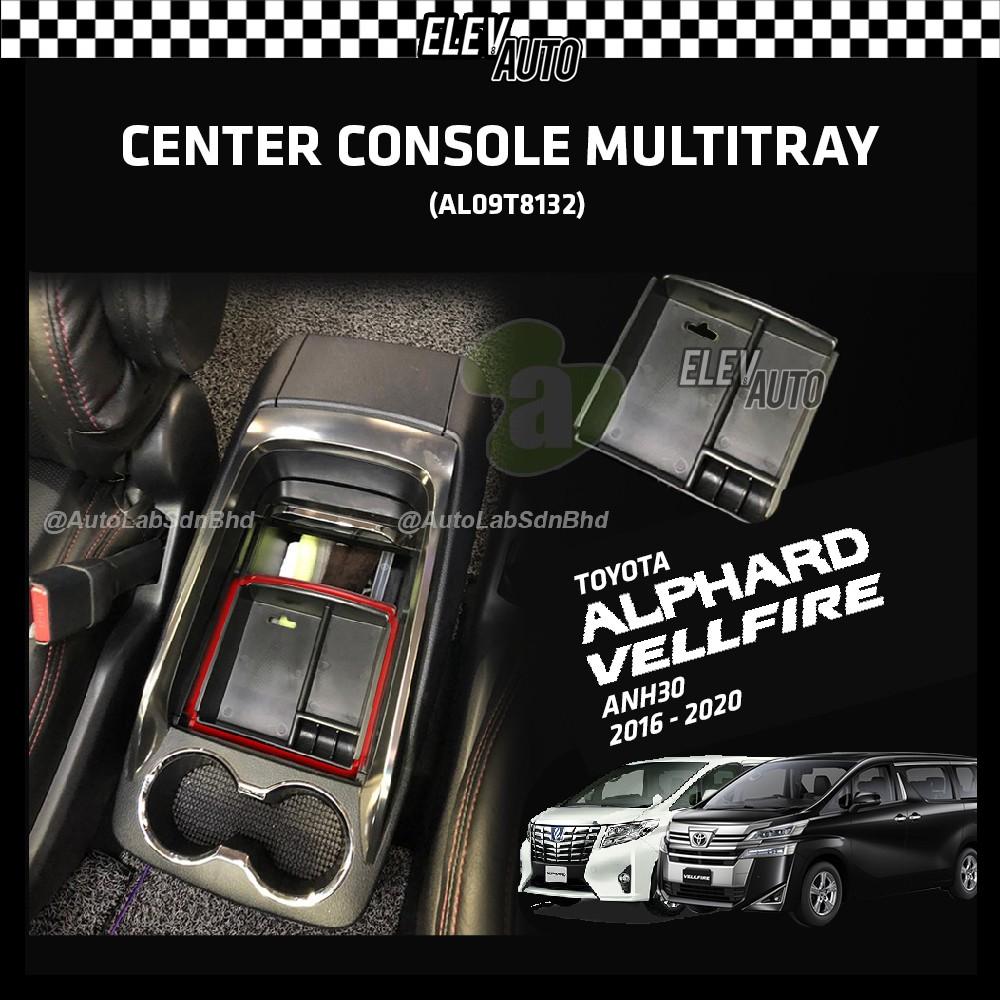 Toyota Alphard / Vellfire AH30 2016-2021 Armrest Center Console Multitray Storage Box