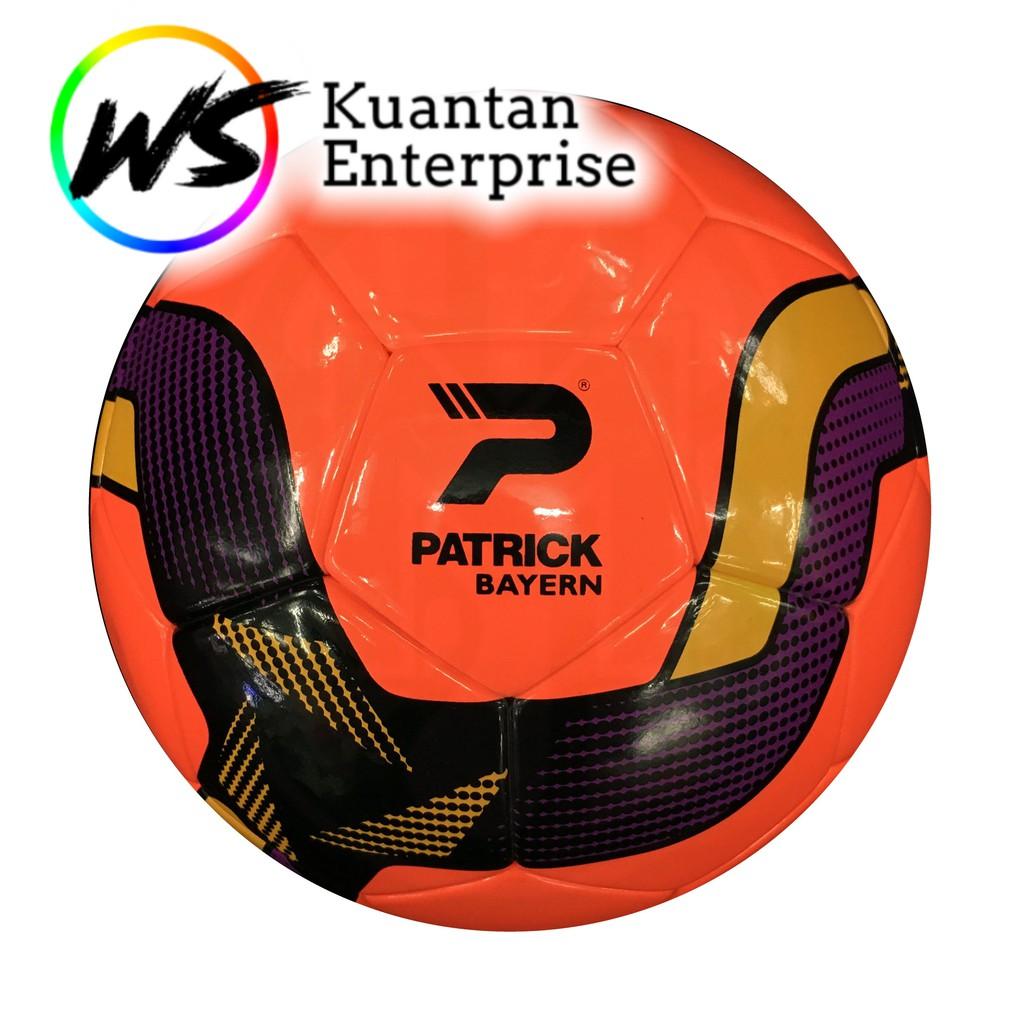 【100% Original】Patrick Futsal Ball Bayern | Bola Futsal Bayern (Size 4)