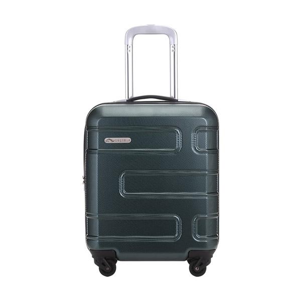 โค้ด AUGCOIN10 เงินคืน 10%กระเป๋าเดินทางขนาด 18 นิ้ว เหยียบไม่เเตก รุ่น NEW MORGAN TEXTURED(ถือขึ้นเครื่องได้ Carry-on)