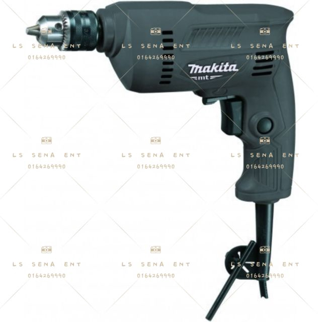 Makita M0600G Electric drill 10mm. Speed 3000rpm. Power 350W FREE safety jogger glove