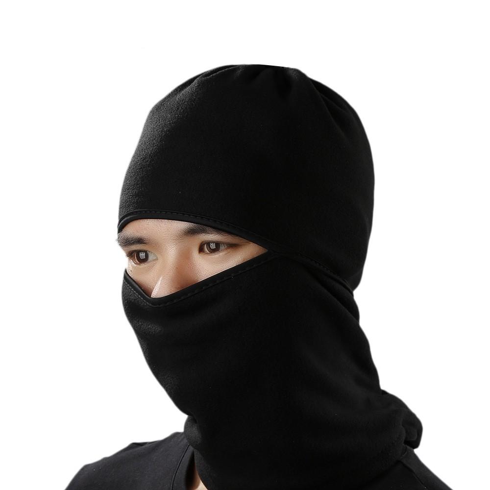bc14cd7cb Men Winter Warm Full Face Cover Winter Ski Mask Beanie CS Hat Sport MNKG