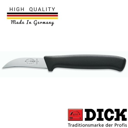F.DICK, Peeling Knife, 5cm (2''), Black Handle (ProDynamic)