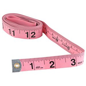 Measuring Tape to measure body and objects length