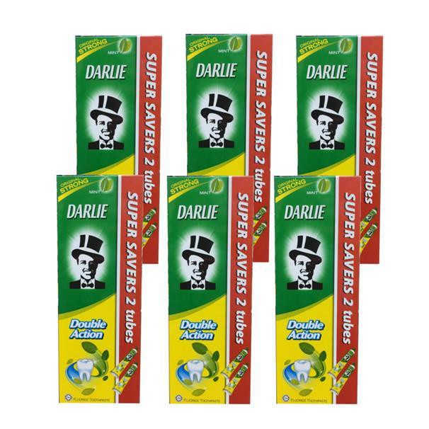 Darlie Double Action Toothpaste 12x225g