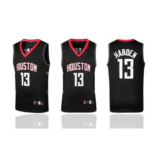 the best attitude 48e17 36e03 2018/19 New NBA Harden Basketball Shirt 13 James Jersey ...