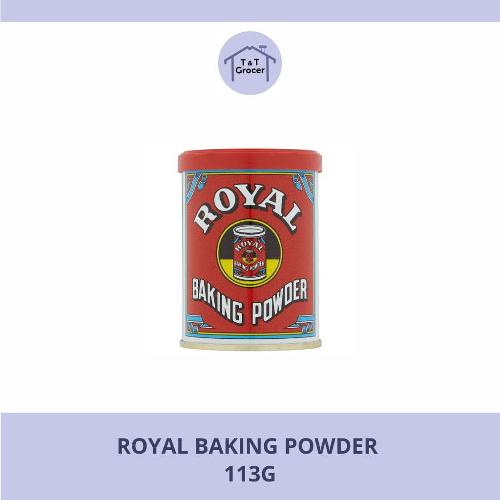 Royal Baking Powder (113g/ 226g/ 450g)