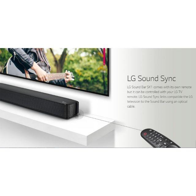 LG SoundBar SK1 /40W RMS # cheaper in town