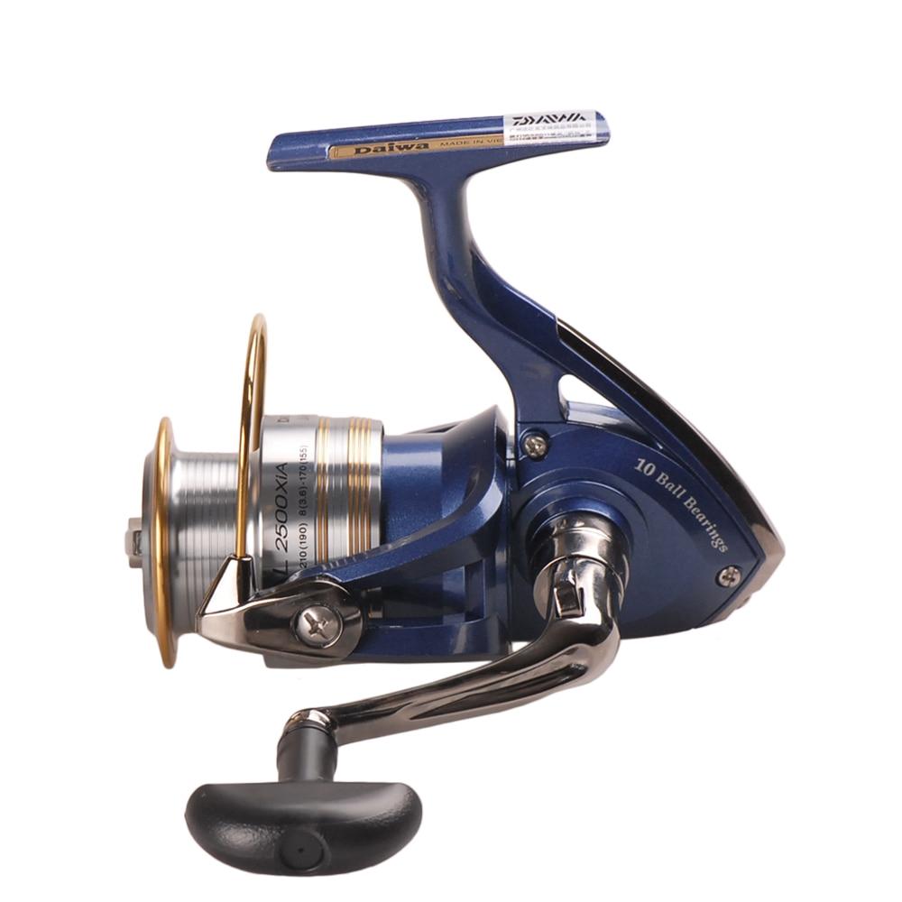 1fcee4f9362 ProductImage. Original DAIWA REGALXIA 5.3:1/11BB Spinning Fishing Reel Two Metal  Spool