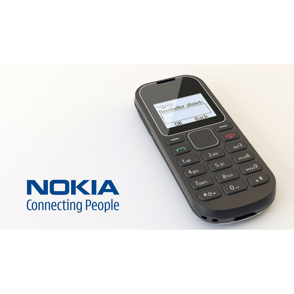 NOKIA 1280 CLASSIC PHONE ( CLEARANCE SALE READY STOCK)