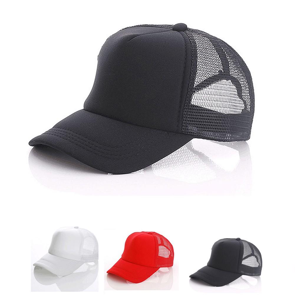 414377b38914e Dustin From STRANGER THINGS Red White   Blue HAT Trucker Cap 80s ADJUSTABLE