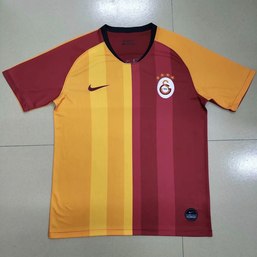 new arrival 515d7 9f137 19/20 Galatasaray Soccer Jersey Jersi Football Tshirt Top Quality