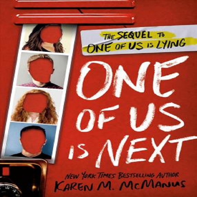 One of Us Is Next (One of Us Is Lying #02) ISBN : 9780593175477