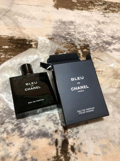 Chanel Bleu De Chanel Paris Eau De Parfum Edp Blue Shopee Malaysia