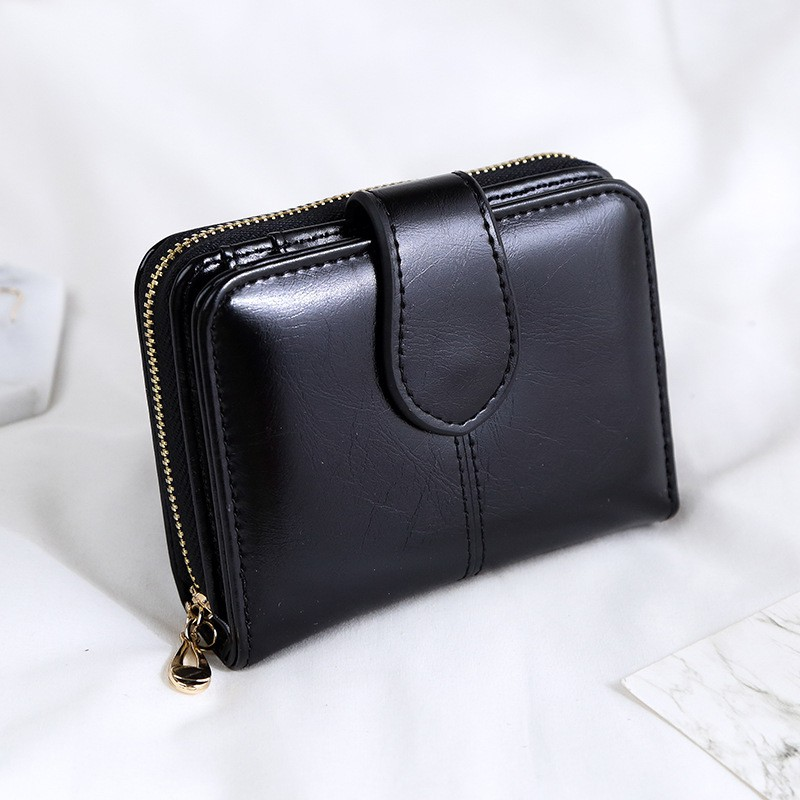Women Wallets esign Purse Two Fold More Color Clutch New Fashion 2019 7colour