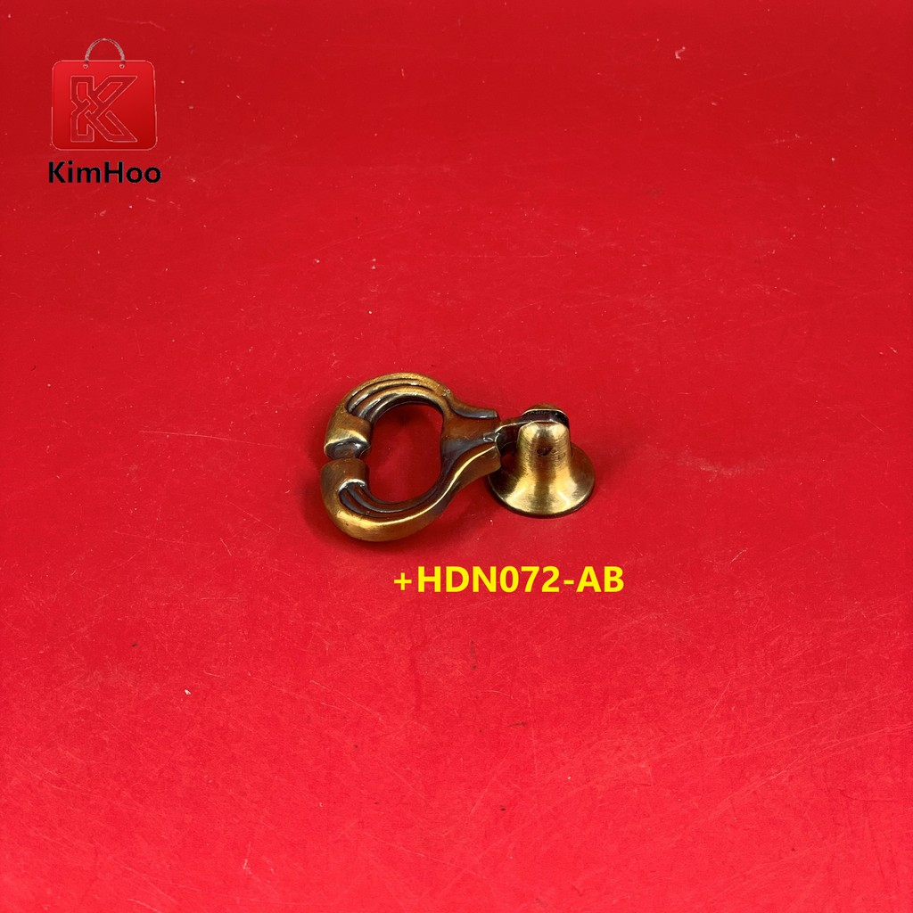 High Quality Vintage Furniture Cabinet Handle Knobs +HDN072AB