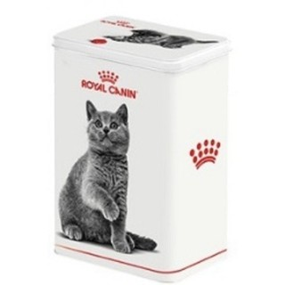Royal Canin 2kg Cat Food Storage Tin