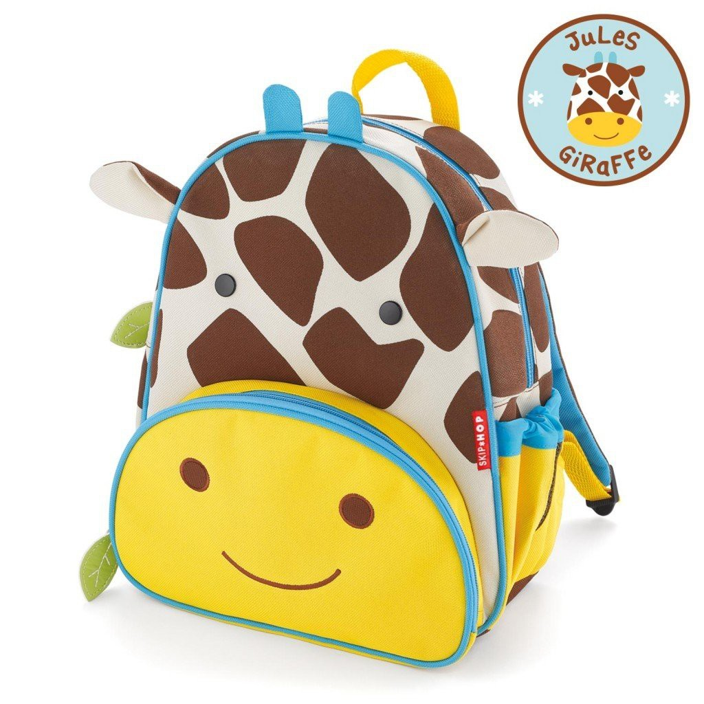 05683cdc20 Skip hop Zoo Let Mini Backpack with Rein - Butterfly