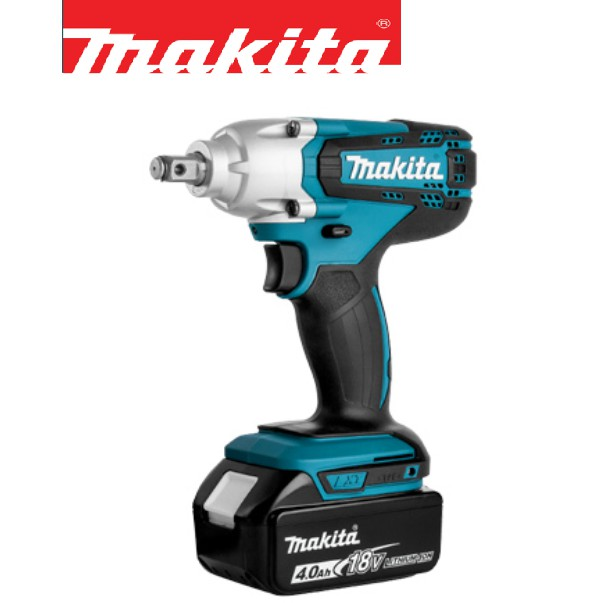 Makita DTW190RFE Cordless Impact Wrench 18V.