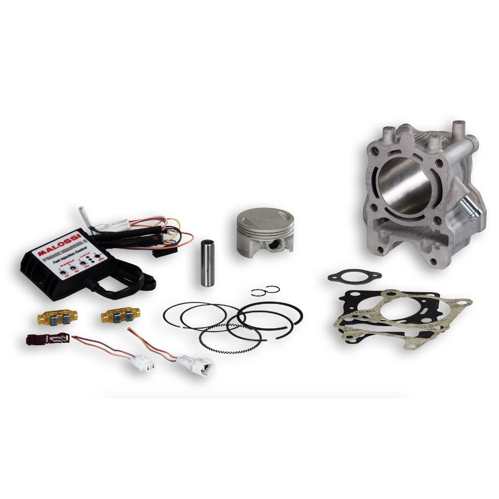 Malossi Racing Cylinder 170 + Malossi Forcemaster 2 for Honda PCX Vario on