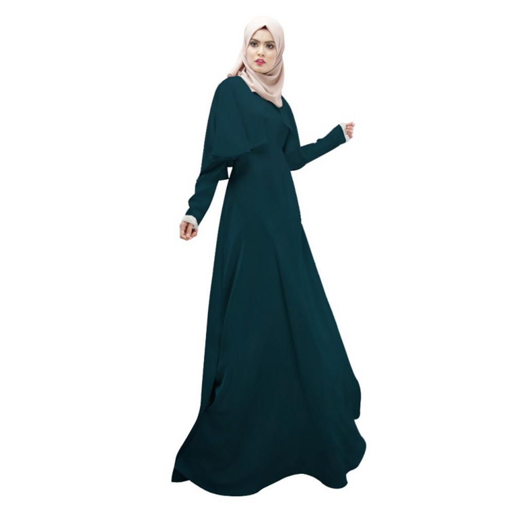 Dubai Abaya Kimono Cardigan Muslim Dresses Plus Size Maxi Soft Long Womens   cf039af28260