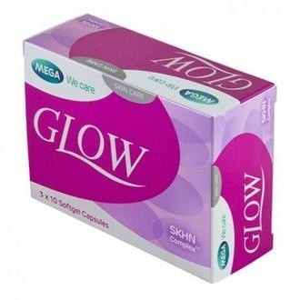 Glow 50s Supplement Beauty