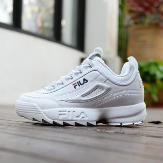 Fila Disruptor 2 men and women increased sports running casual Couples shoes