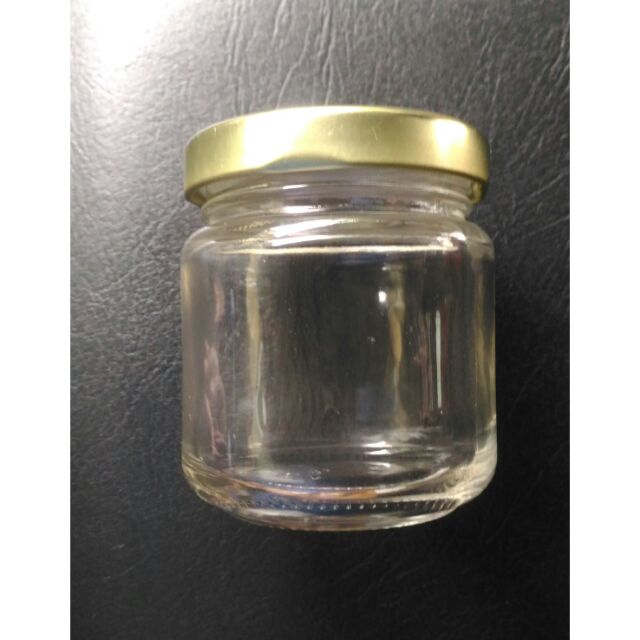 574ff5e554ab (20pcs) 100ml - Glass Jar/Botol Kaca