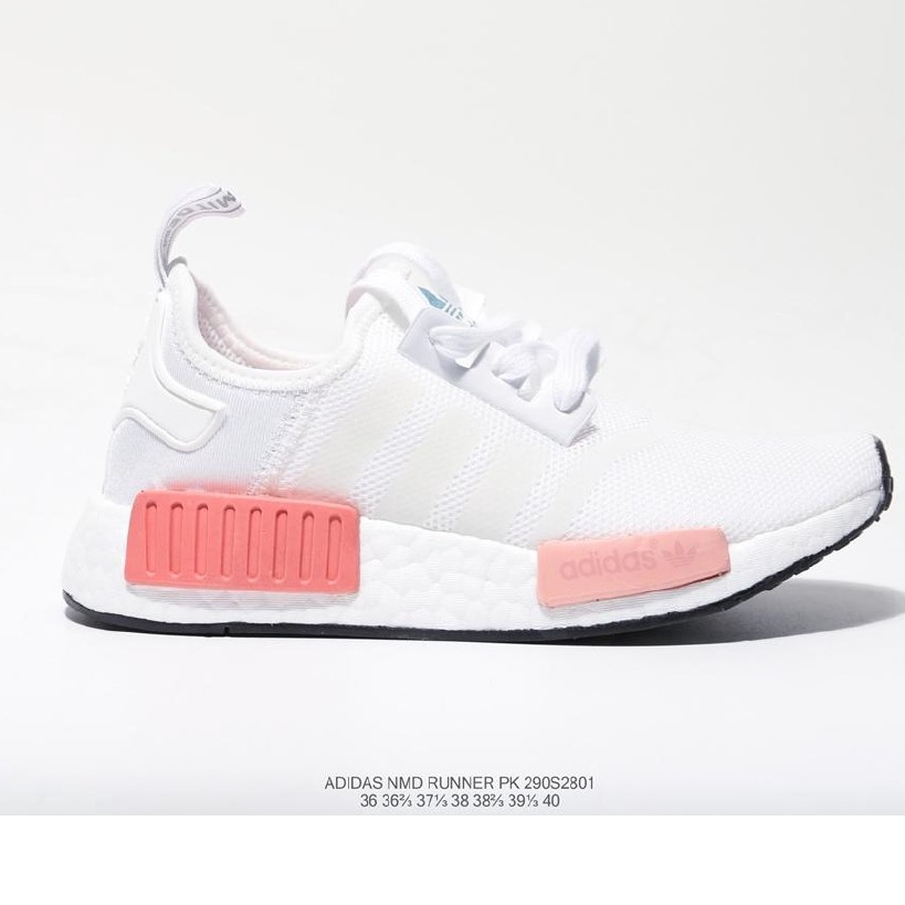 reputable site 174c4 eadd0 Adidas Nmd Runner competes with 290S3201 boost jogging shoes in white pink