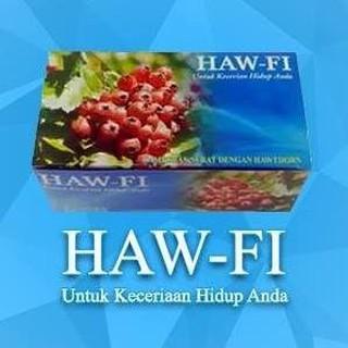 HAWFI 20SAHET X 20G 100% ORIGINAL HQ