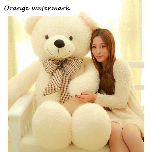 Giant Big large Teddy Bear Plush Branded Soft Toys doll Birthday gift 60cm~200CM