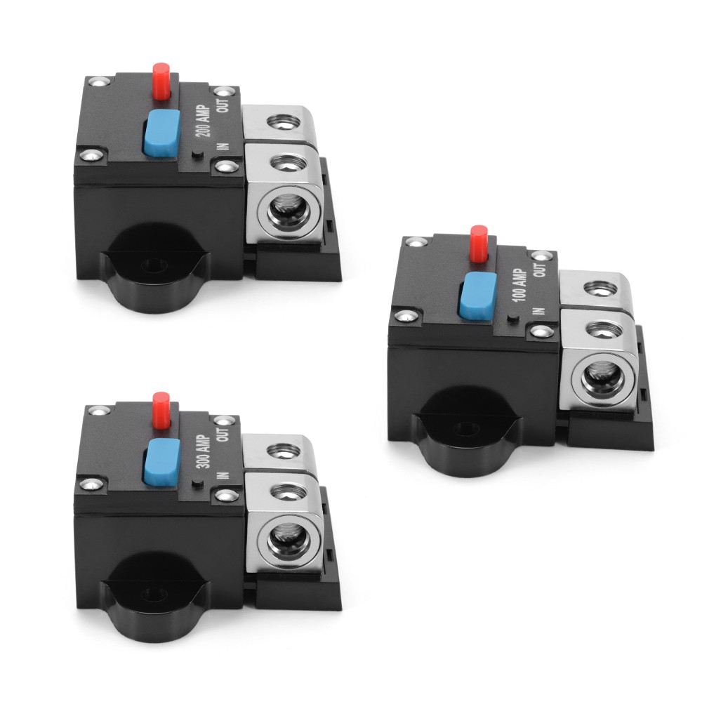 Amp Dc Circuit Breaker Car Auto Vehicle Marine Stereo Audio Fuse 12v Details About 200a Replace 200 Ma783 Shopee Malaysia