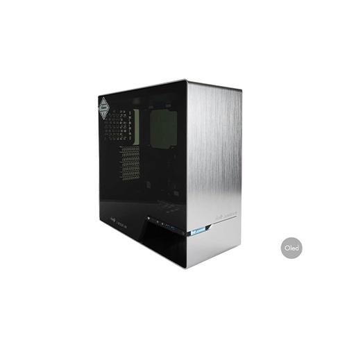 {IW-905 Silver ARGB/IW-905 Grey OLED} IN WIN 905 Mid Tower ARGB/OLED (Silver)