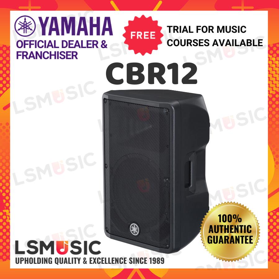 Yamaha Speaker CBR12 Loudspeakers 2-way Speaker & Bass-reflex Type 350W