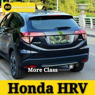 Chrome Side Rear Door Handle Cover trim 6pcs For Honda Vezel HR-V HRV 2014-2016