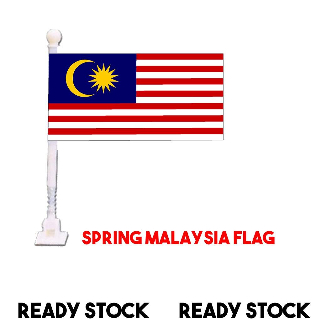 ready stock bendera malaysia spring car spring flag shopee malaysia ready stock bendera malaysia spring car spring flag