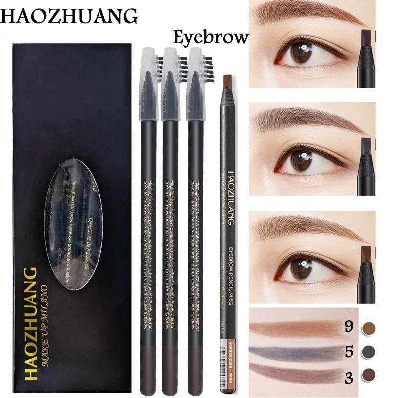 Kết quả hình ảnh cho Haozhuang Eyebrow Pencil