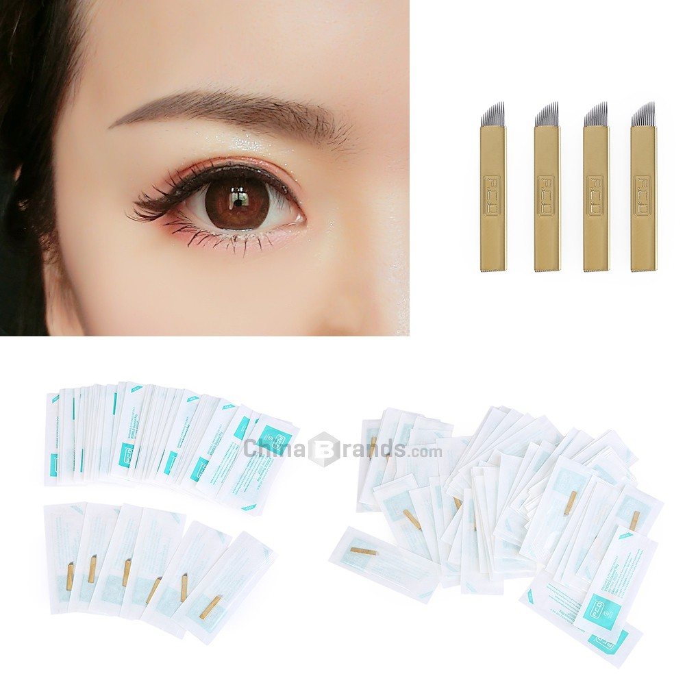 50pcs Mixed Tattoo Needles 10 Sizes Round Liner Shader Magnum 3 5 7 9 RS | Shopee Malaysia