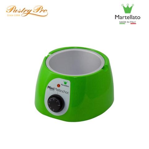 MARTELLATO, Mini Chocolate Warmer, 1.8 L, Green