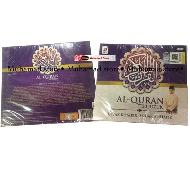 AL-QURAN 30 JUZUK USTAZ KHAIRUL AL-HAFIZ MP3