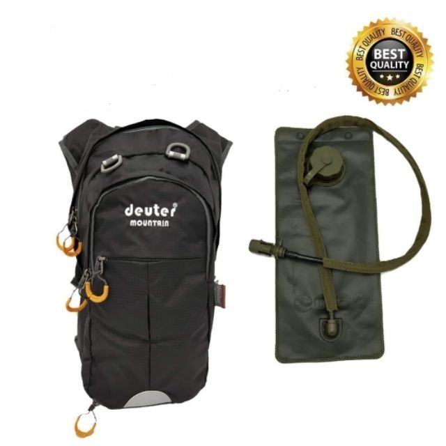 13a76969c7 2L Water Bladder Bag Rucksack Cycling Sport Bag Backpack Pack Hiking Camping  | Shopee Malaysia