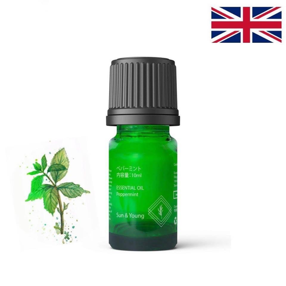 Peppermint Essential Oil 薄荷纯精油 10ml