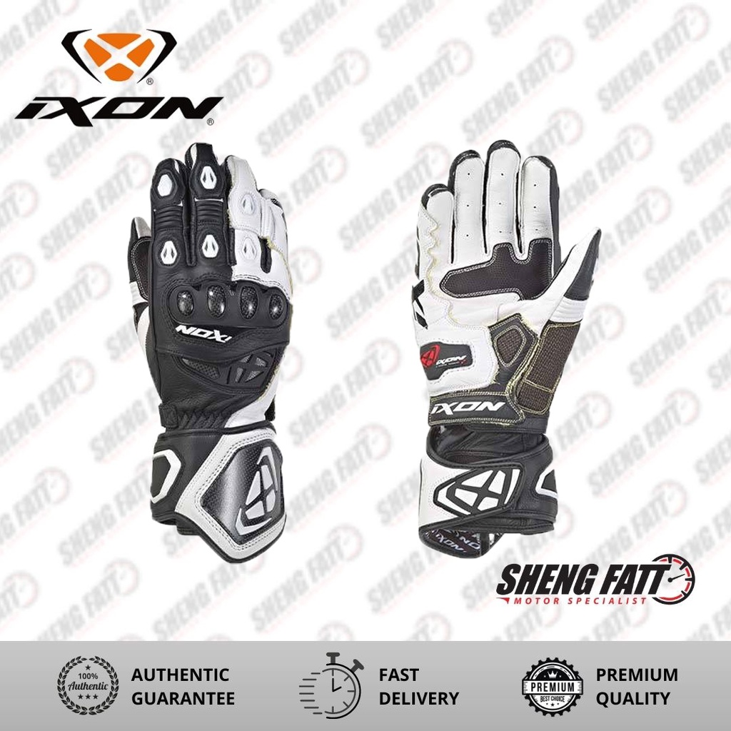 Ixon RS Genius Replica Gloves Riding Gear (Size XL)