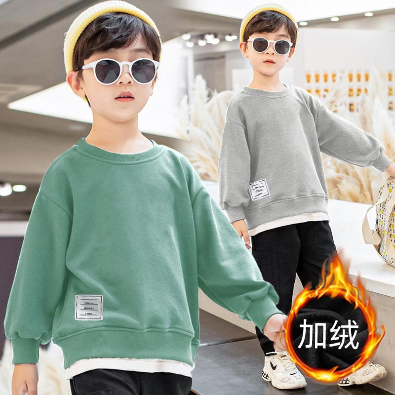 Pakaian Kanak Kanak Sweater Kanak Kanak Baju Kanak Kanak Musim Luruh Dan Musim Sejuk Gaya Musim Luruh Kemeja T Shirt Korea Pakaian Musim Luruh Kanak Kanak Besar Gaya Baru Shopee Malaysia