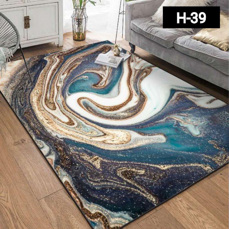 XXXL/XXL/XL/L Carpet Velvet 3D [ Ready Stock ] for Home Decor / Karpet / Rugs / Carpet Murah / Kitchen Carpet / Karpet 3D