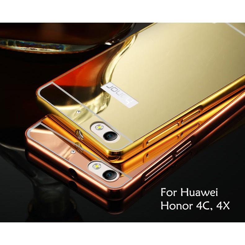 competitive price cbee3 f9ef4 Mirror Metal Bumper Case Cover Casing Housing